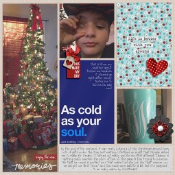 Pocket Life '15 Collection by Traci Reed Outside the Box v2 Template by Gennifer Bursett