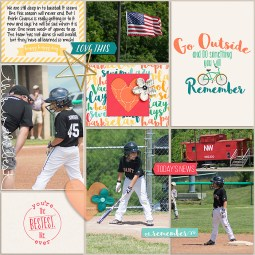 Pocket Life '15: June Collection by Traci Reed