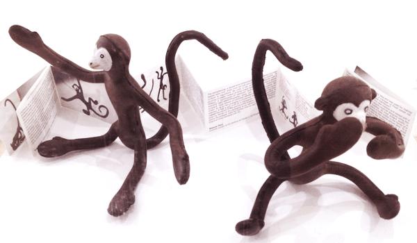 Munari Scimmietta Zizì