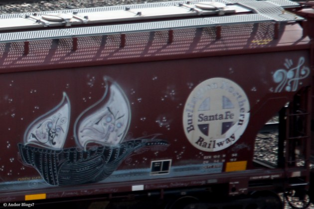 Trains in the City (5)