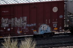 Trains in the City (8)