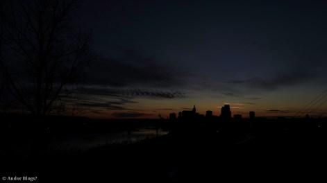 Sunset over Saint Paul, MN © Andor (5)