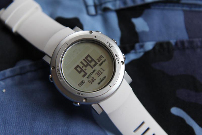 スント コア 腕時計 ピュアホワイト SUUNTO Watch CORE