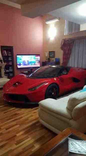 ferrari-laferrari-parked-living-room-1