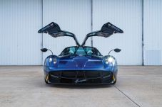 Pagani Huayra auction10