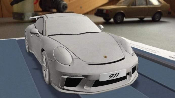 Facelift Porsche 911 GT3 leak