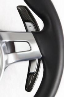 porsche pdk paddle steering wheel carbon fiber trim zoom_266x399