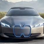 """BMWが「第三のi」モデル公開。i5ではなく""""i Vision Dynamics""""。これがBMWの未来だ"""