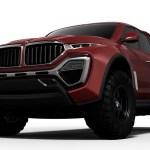 BMWはこのトラックを発売すべきだ。北米で大ヒット→シェア拡大間違い無し(と思う)