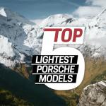 """【動画】ポルシェの作った「軽量な車」トップ5。No.1はなんと重量384キロ、275馬力の""""ベルクスパイダー"""""""