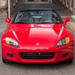 ほぼ新車状態のホンダS2000初期型(AP1)が5400万円で落札される。購入者はインディ500チャンプ