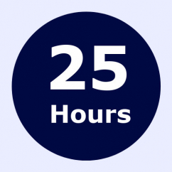 25 hour intensive driving course