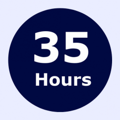 35 hour intensive driving course