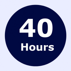 40 hour intensive driving course