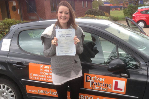 automatic intensive driving courses shropshire