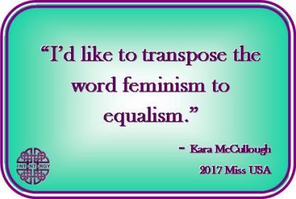 Equalist statement