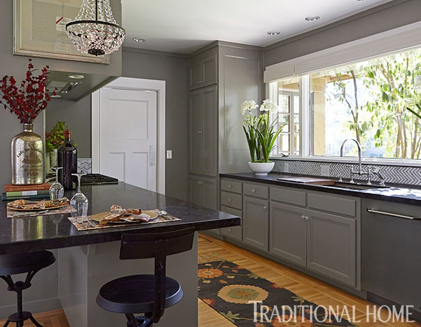 Benjamin moore chelsea gray archives intentional designs for Chelsea gray kitchen cabinets