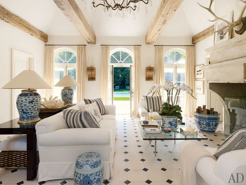 Bedford Pool House by Ralph Lauren, Photography by Björn Wallander
