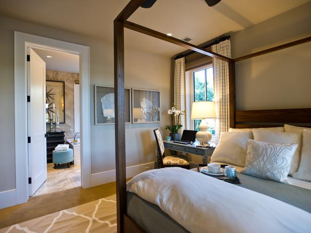 HGTV Dream Home 2013, Master Suite Bedroom