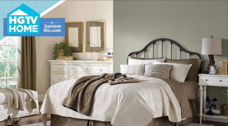 Sherwin Williams SW 7036 Accessible Beige.  HGTV Neutral Nuance