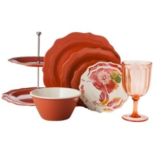 Target.com. Threshold™ Scalloped Dinnerware Collection - Coral