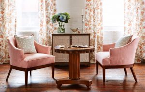 For Kravet Fabrics: Sarah Richardson for Kravet Fabric Collections