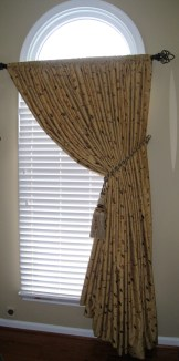 Window Treatment, Rod Pocket