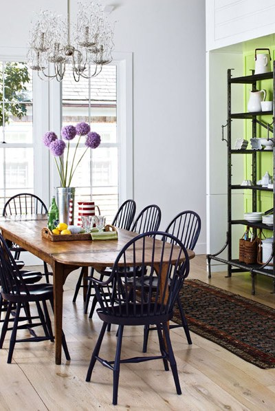 Green Painting, Green HomeDecor, Double Duty Bookcase Decorating