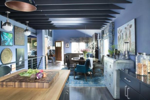 Best Colors To Paint A Kitchen Pictures Ideas From Hgtv: HGTV Urban Oasis 2015 Paint Colors