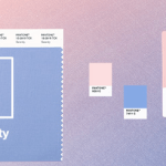 2016 Paint Colors of the Year, 2017 colors, Pantone Color(s) of the Year 2016. Rose Quartz and Serenity