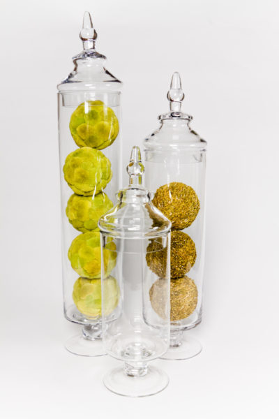 Glass Jar accessories