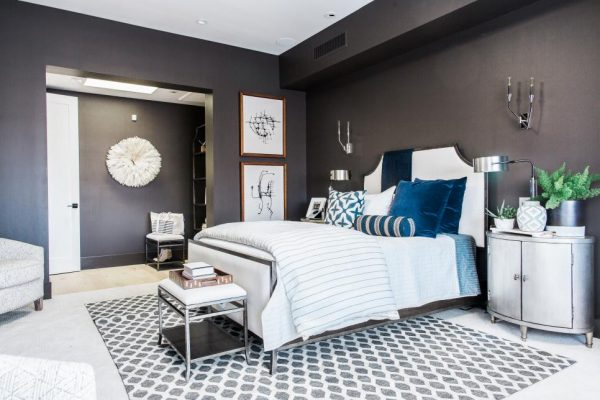 master bedroom, neutral paint colors 2017