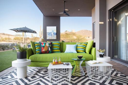 HGTV Smart Home 2017 Outdoor Accessories, 2017 colors
