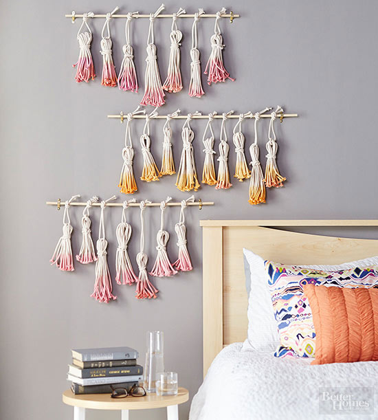 Make Your Own Boho Inspired Wall Art, Better Homes And Gardens Wall Decor
