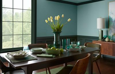 Behr paint 2018 Color of the Year, In the Moment