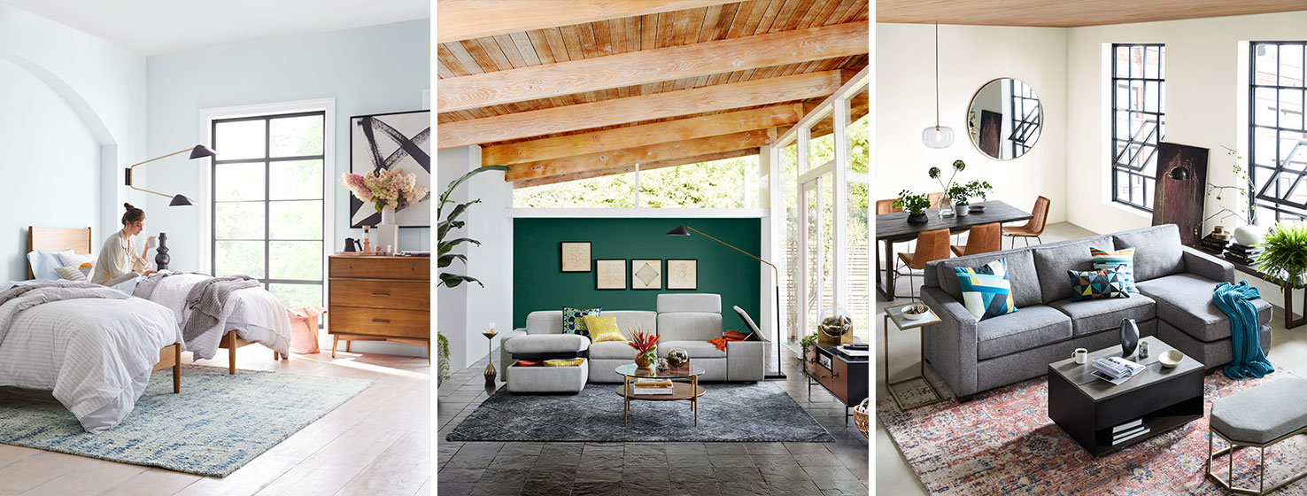West Elm 2018 Spring/Summer Paint Color Palette, Sherwin-Williams