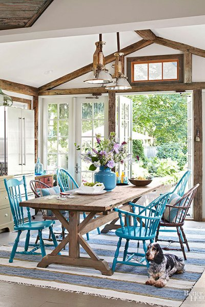 4 Easy Summer Style Decorating Ideas