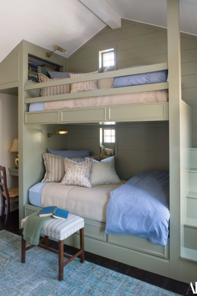 Bunk beds, bunk bedroom, twin bedroom
