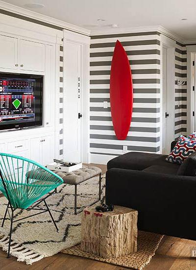 5 Man Cave Updates for Father's Day
