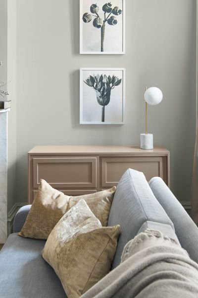 Metropolitan, Benjamin Moore Color ot the Year 2019