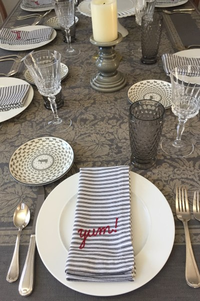 Holiday Hosting, Tablescape