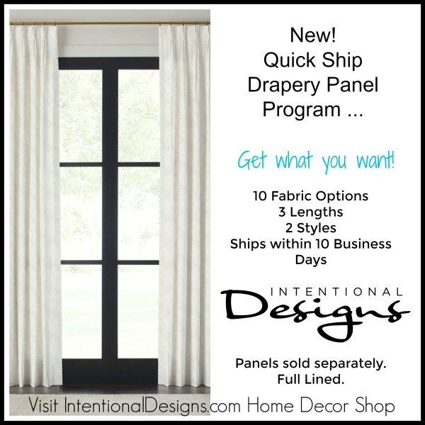draperies, curtains, window treatments, drapery panels