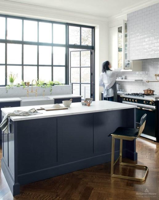 5 Kitchen Cabinet Paint Colors - IntentionalDesigns.com