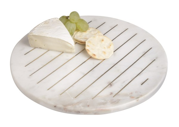 Easton, Marble Cheese Tray