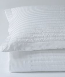 Kildare Sateen Channel Quilted Coverlet