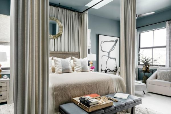 HGTV Smart Home 2021, Main Bedroom, Paint Color, Software HGSW1463