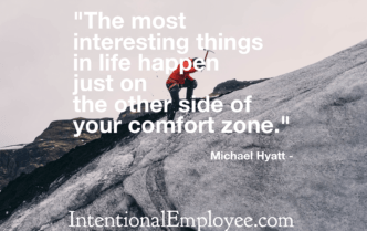 Michael Hyatt Quote on Change