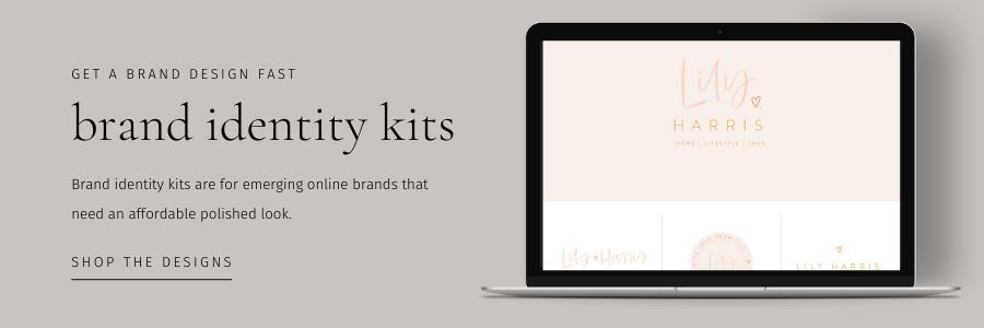 Brand Identity Kits