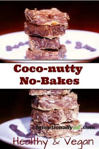 coco-nutty no bakes