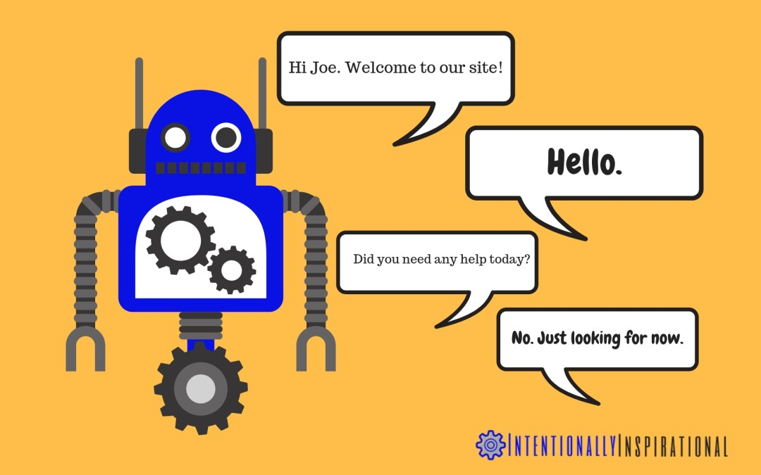 This Is Not the Chatbot You're LookingFor…